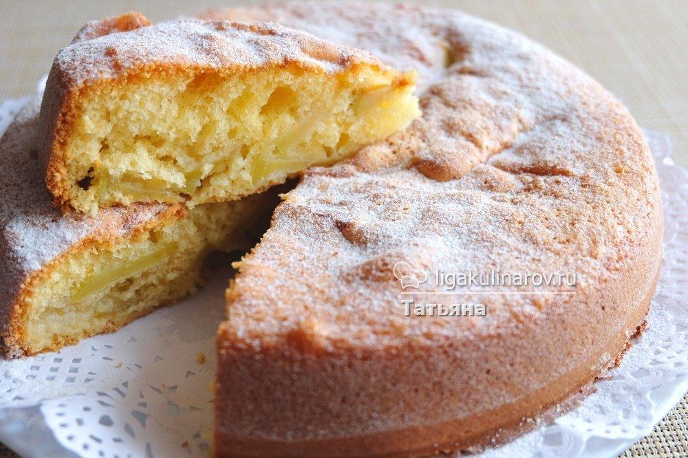 Бисквитное тесто с вареньем рецепт