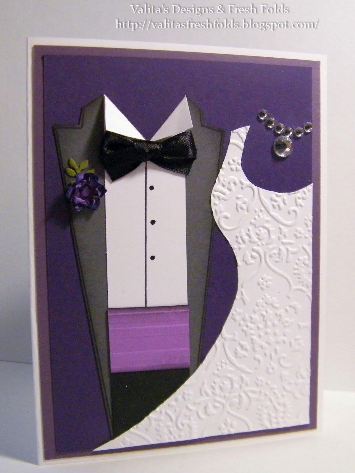 Как сделать открытку для свадьбы из бумаги, поздравление зайки