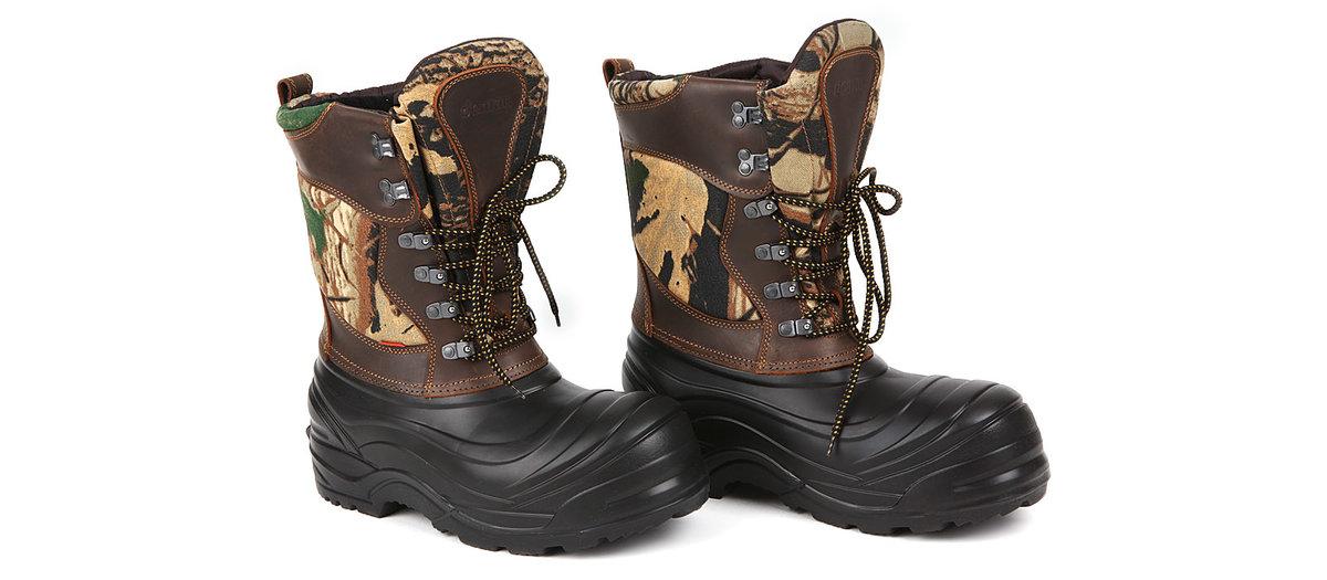 Обувь для охоты, рыбалки, туризма