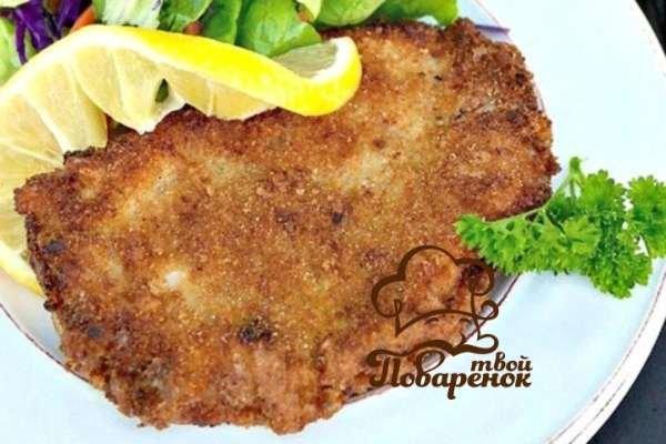 Жареная свинина на сковороде: рецепты с фото пошагово 76