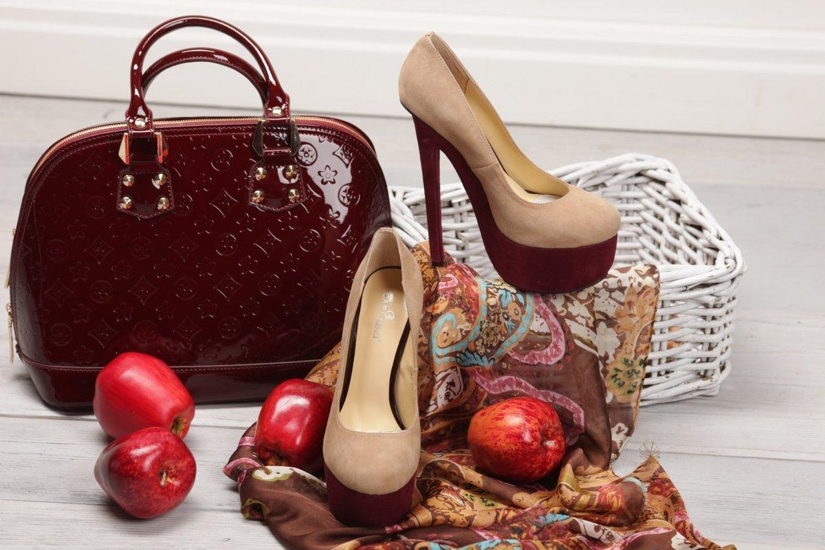 Картинки сумки и туфли
