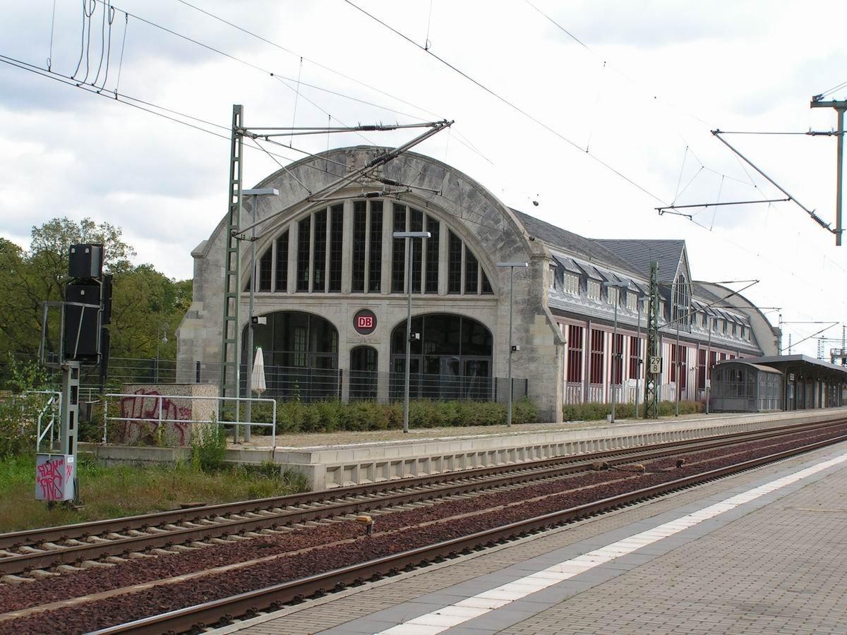 магдебург железнодорожный вокзал фото этих