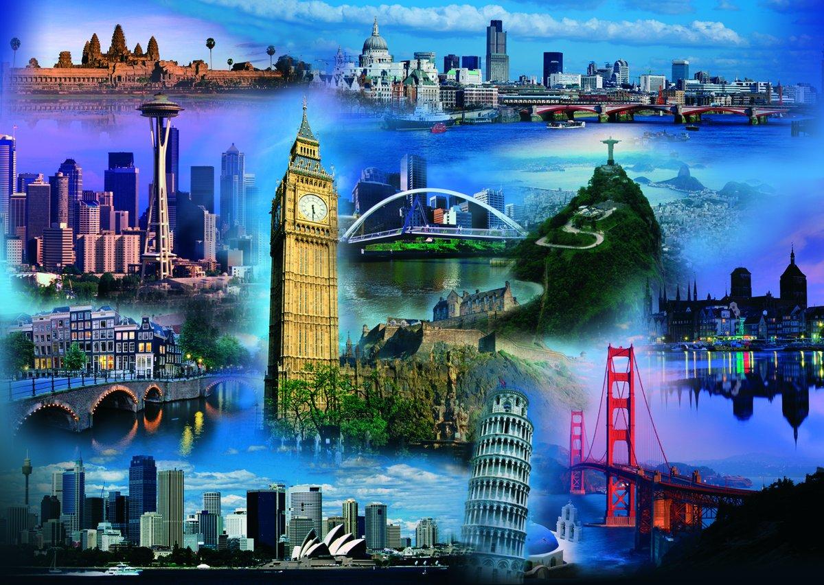 Страны мира открытки
