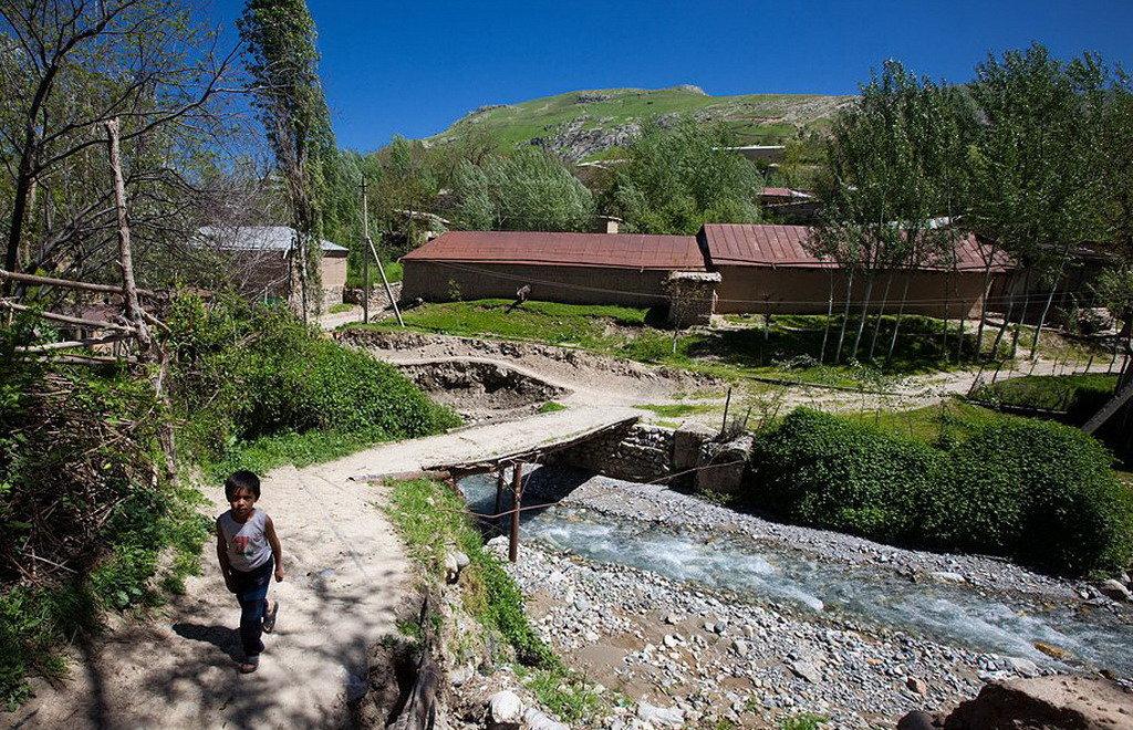 Как живут в узбекской деревне фото