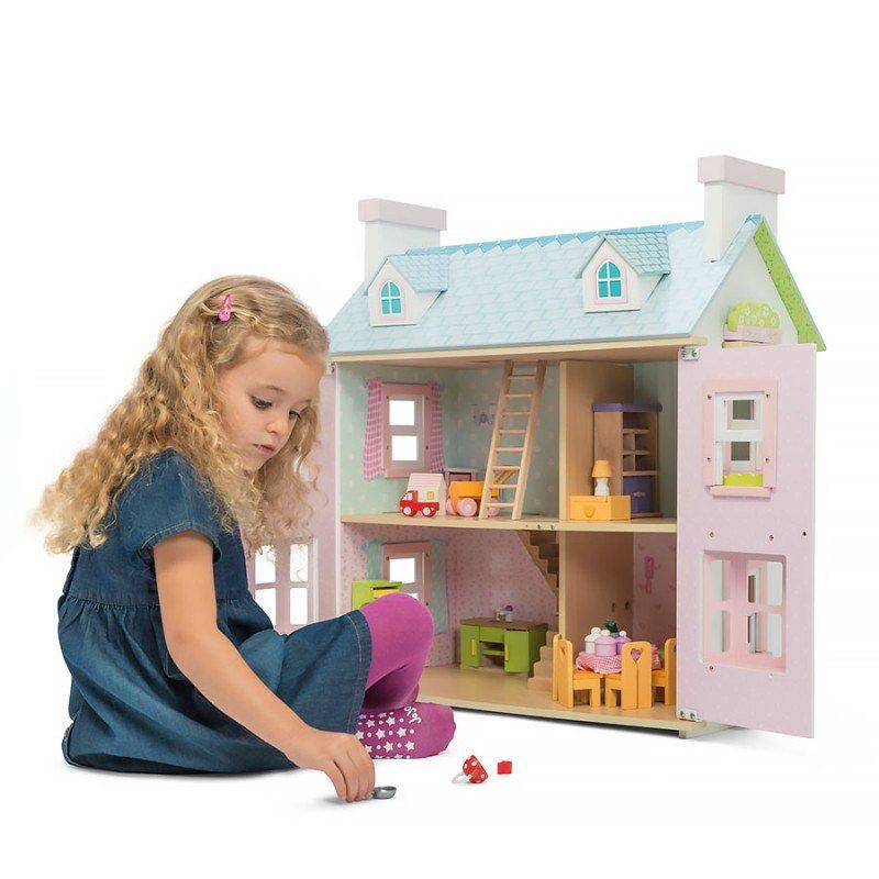 картинки игрушек домиков очень