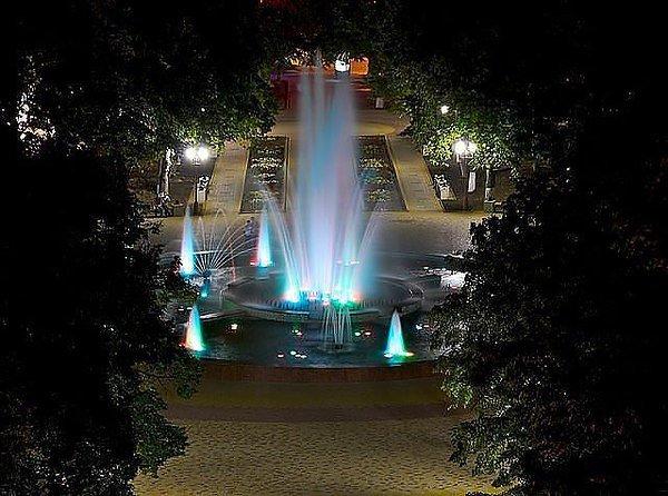 Городской парк в новокубанске фоторепортаж