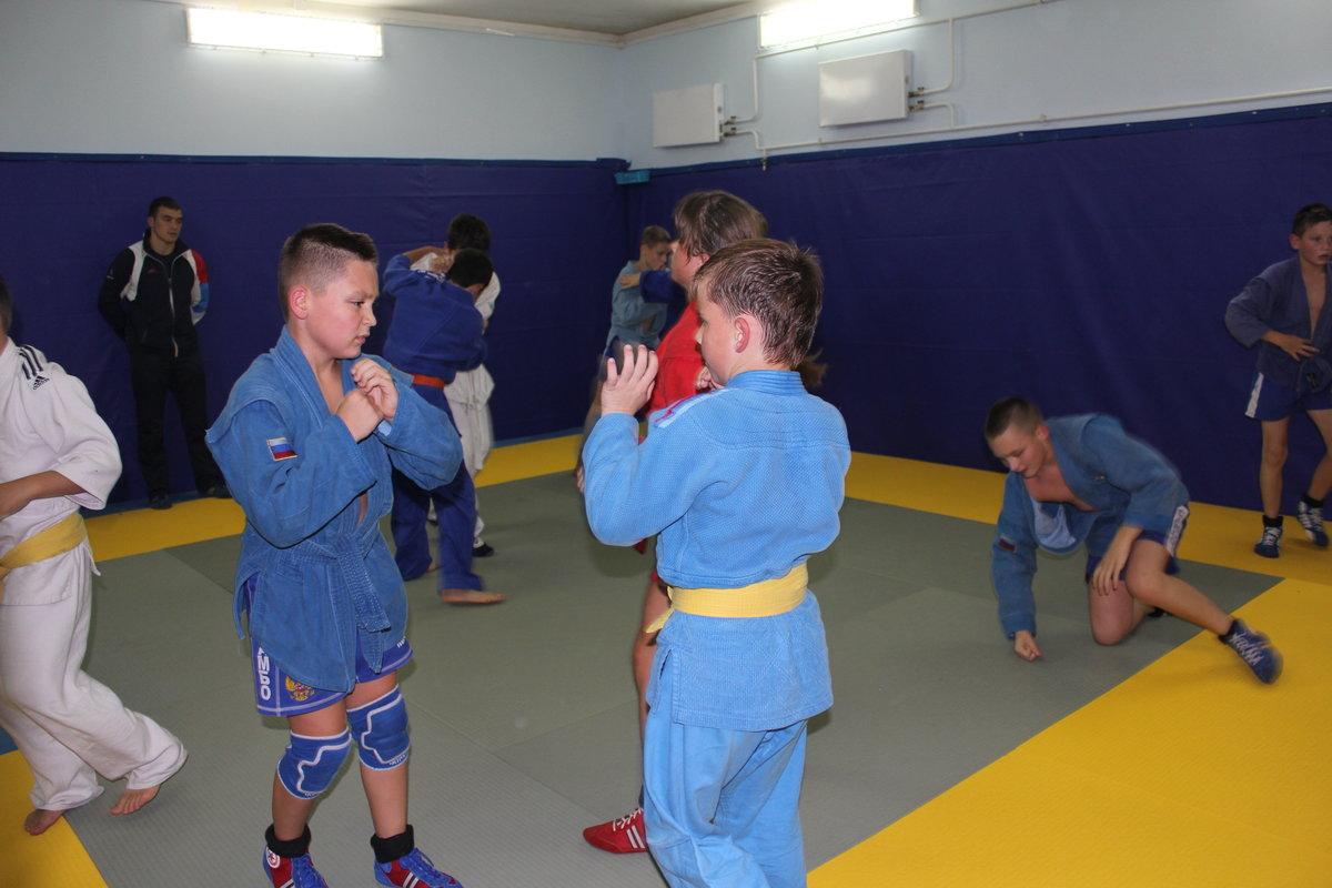 Многие спортивные секции предлагают пробные занятия.