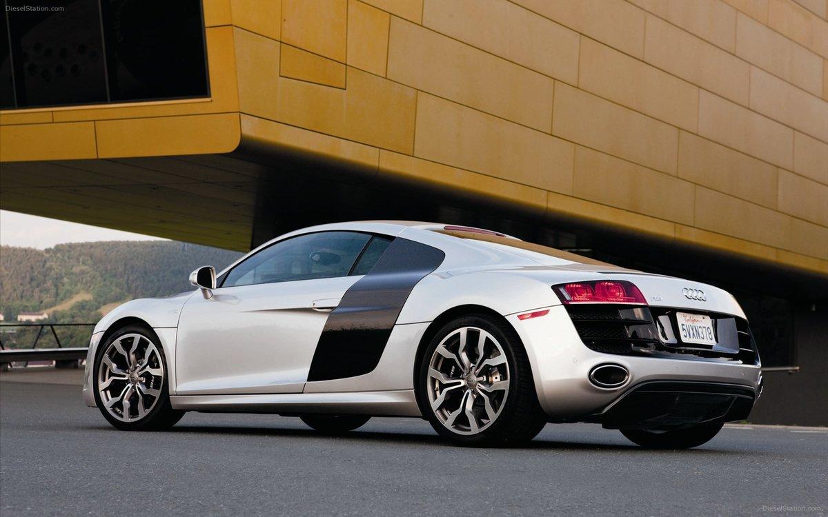 171 The 2010 Audi R8 V10 5 2 Fsi Quattro Best Photo And Video