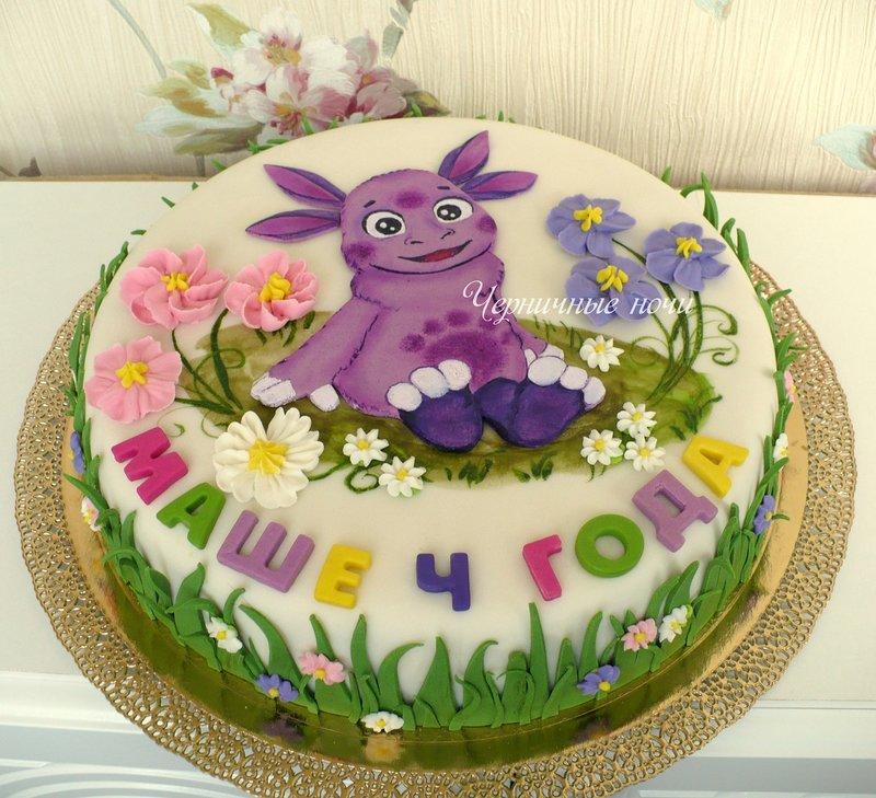Торты на день рождения ребенка  рецепты Детские торты ко