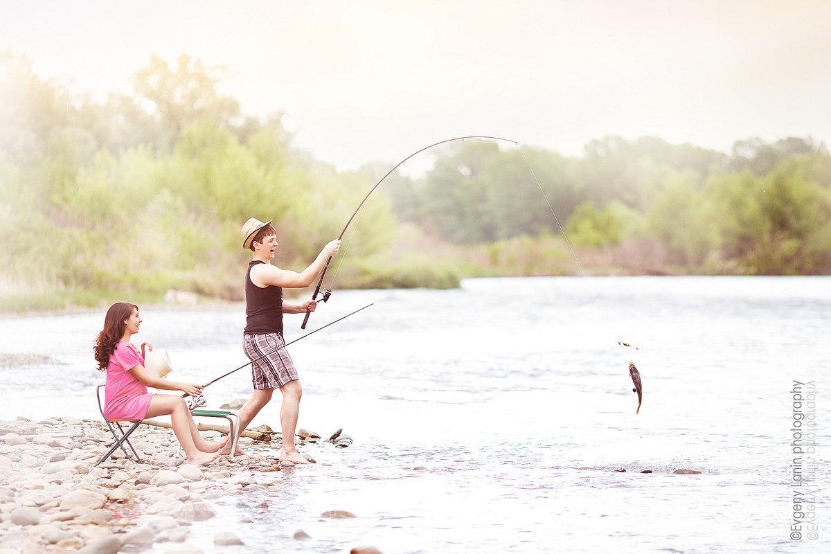 Картинки про хобби рыбалка