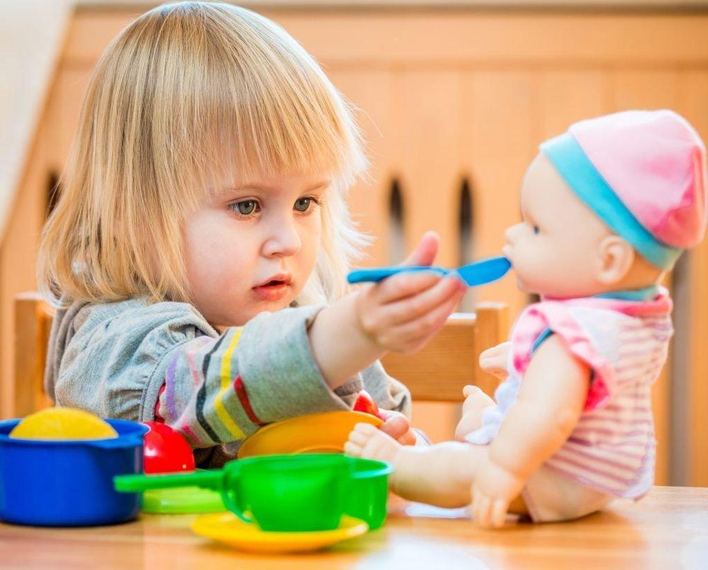 Картинки играющих детей
