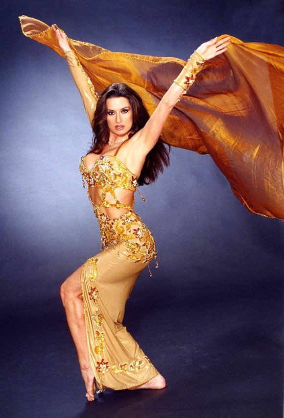 belly dance history