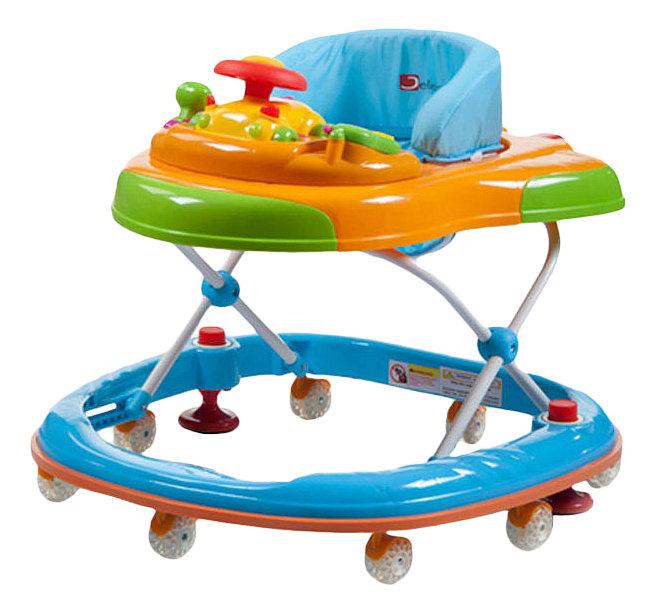 яркие ходунки для малышы