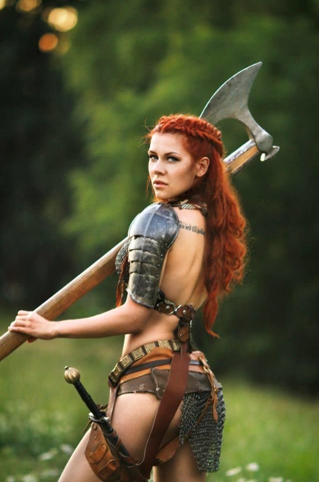 Марта поздравления, прикольные картинки девушка викинги