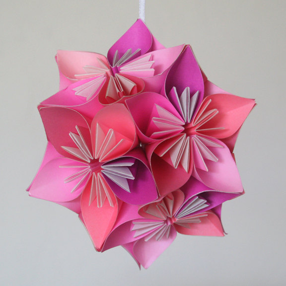 Japanese Origami Flowers Images Flower Decoration Ideas Image Collections