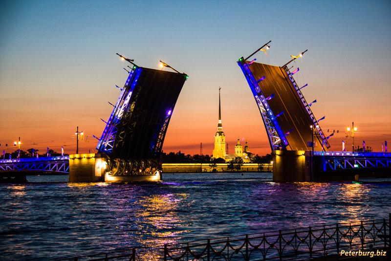 предлагаем оазвод мост санк петербург выложили сеть