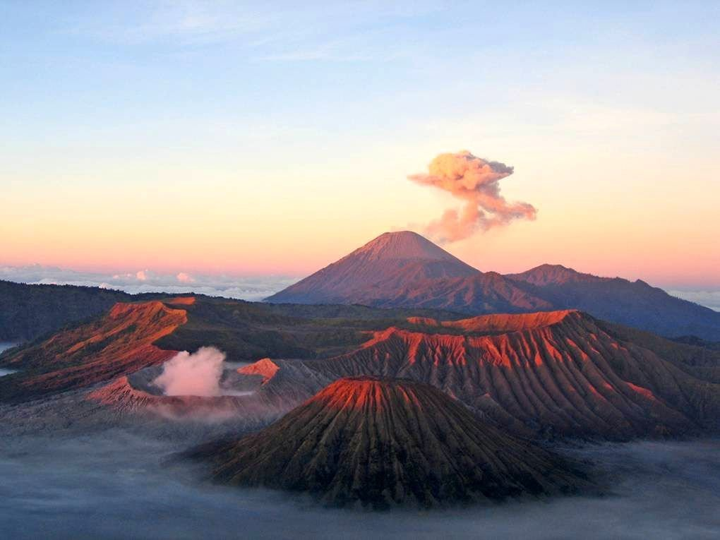 вулкан су