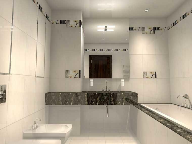 Освещение в ванной комнате играет не только роль подсветки всех предметов сантехники и мебели, но и помогает создавать эксклюзивный интерьер и интересную обстановку.
