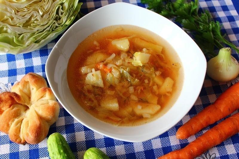 суп куриный с цветной капустой и картошкой