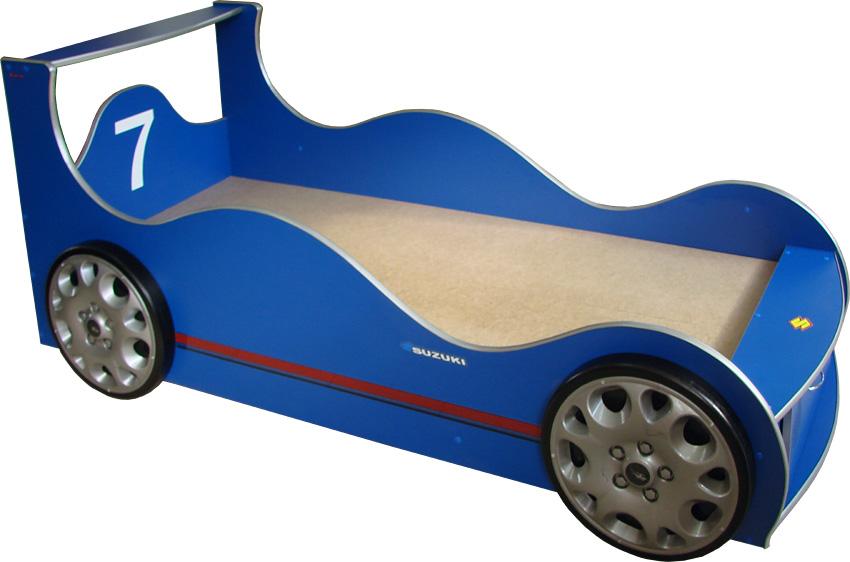 Детские кровати в виде машин своими руками 536