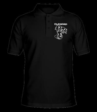 Мужская рубашка поло Dubstep