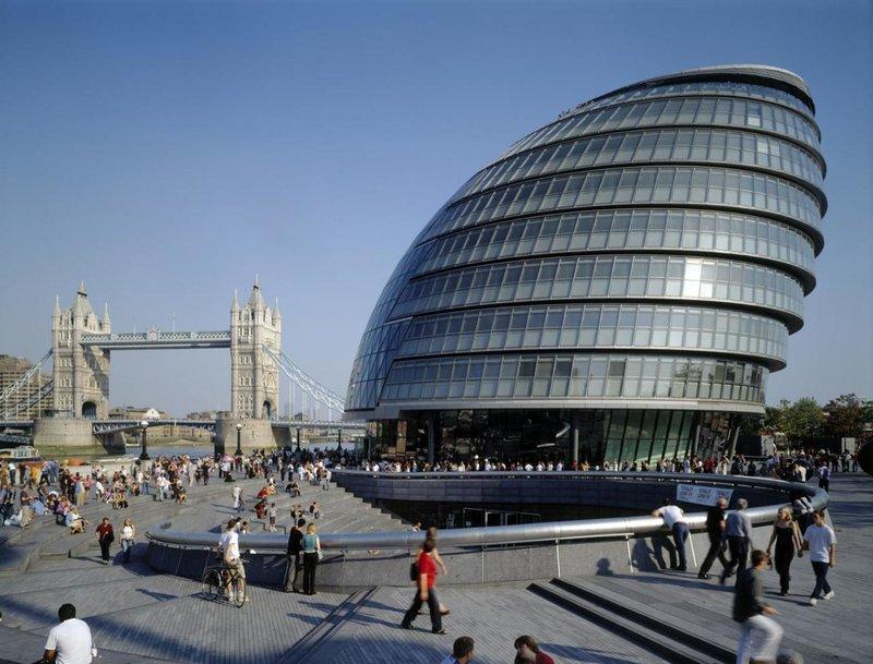 лондон здания рядом с огурцом одежда