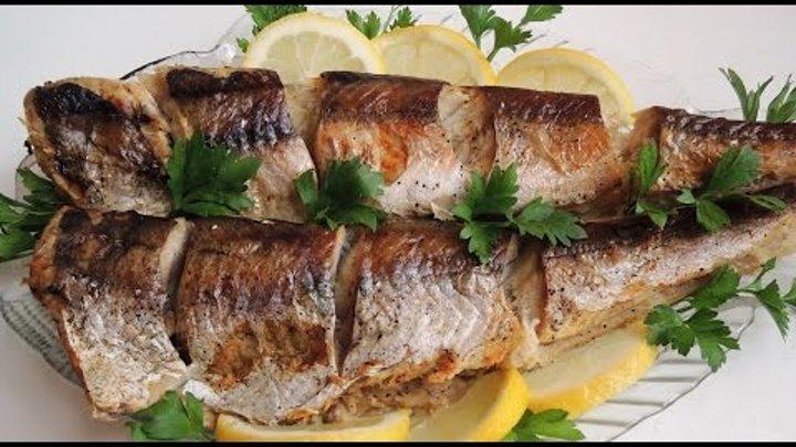 Рецепт рыбы в фольге духовка