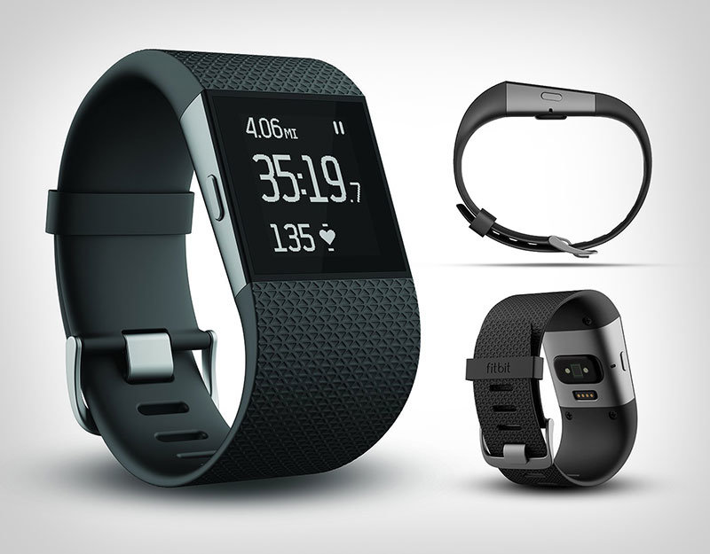 Top 10 Latest Must Have Tech Gadgets Of 2016 Fitbit Surge Fitness Superwatch