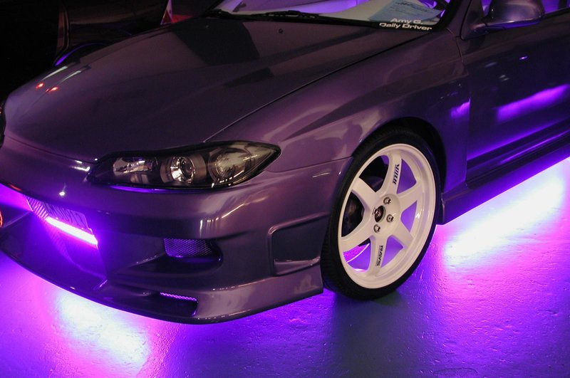 тюнингу автомобилей Возможности подсветки практически безграничны!
