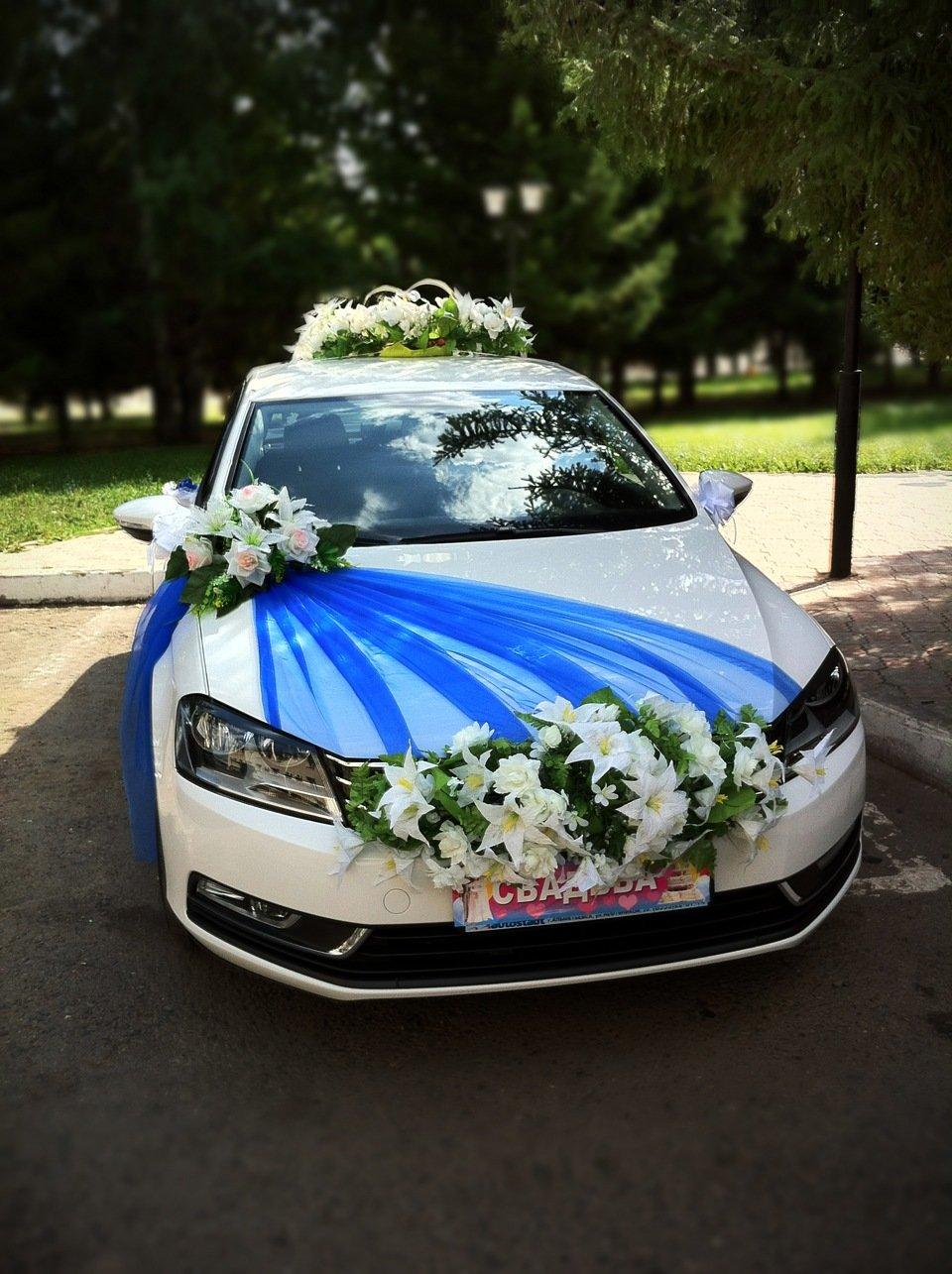 Свадебные машины фото
