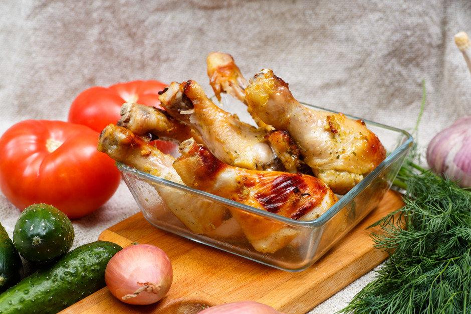 Рецепты заготовок из куриных ножек фото