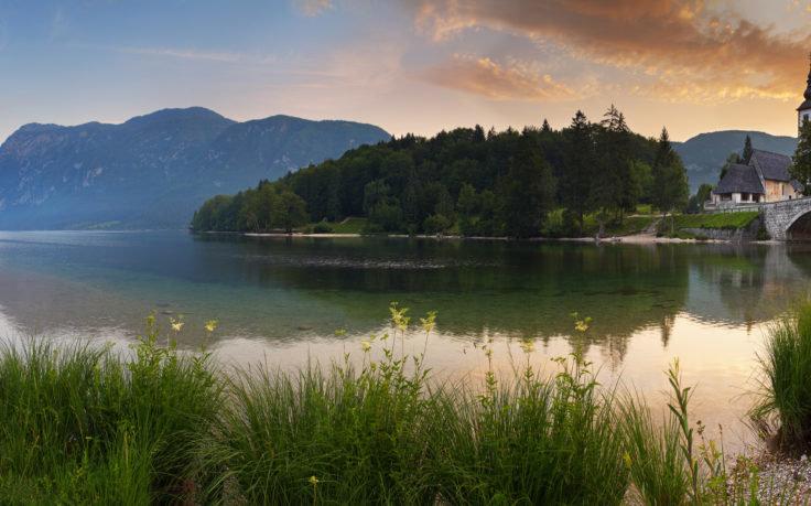 озера в швеции