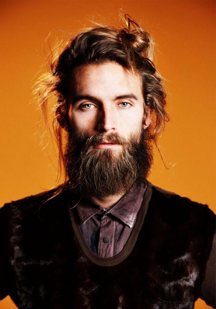 Стрижка и укладка мужской бороды