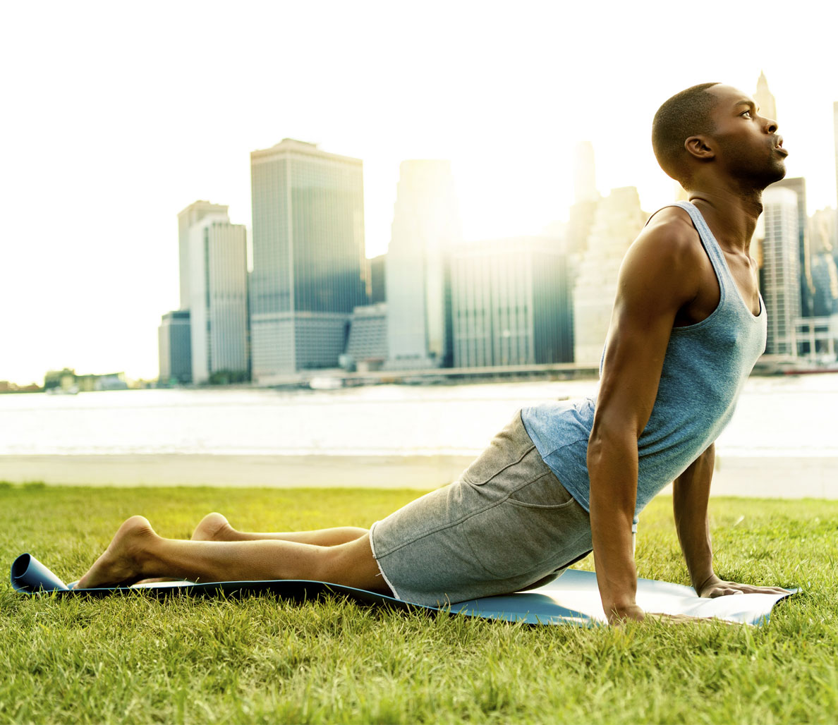 Watch 7 Health Benefits of Yoga for Guys video