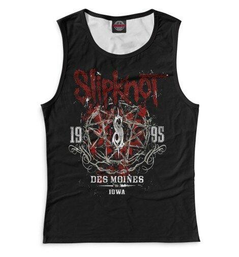 Майка для девочки Slipknot