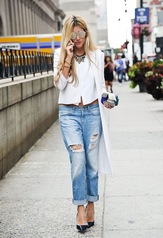 модные луки весна лето 2015 фото