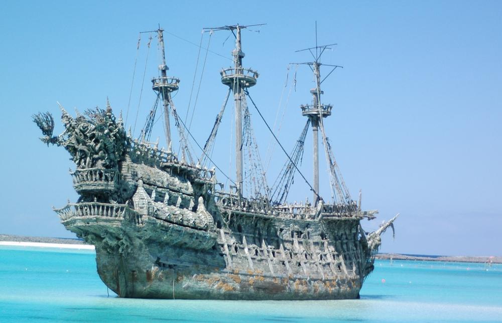 изгибов фрегат пираты карибов картинки конце концов