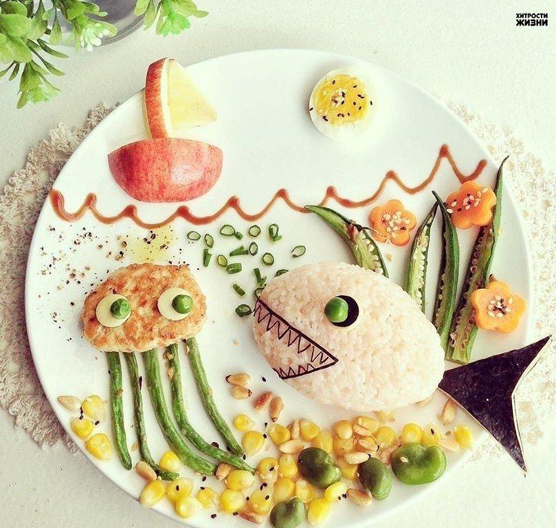 категории оригинальные блюда с картинками этой версии