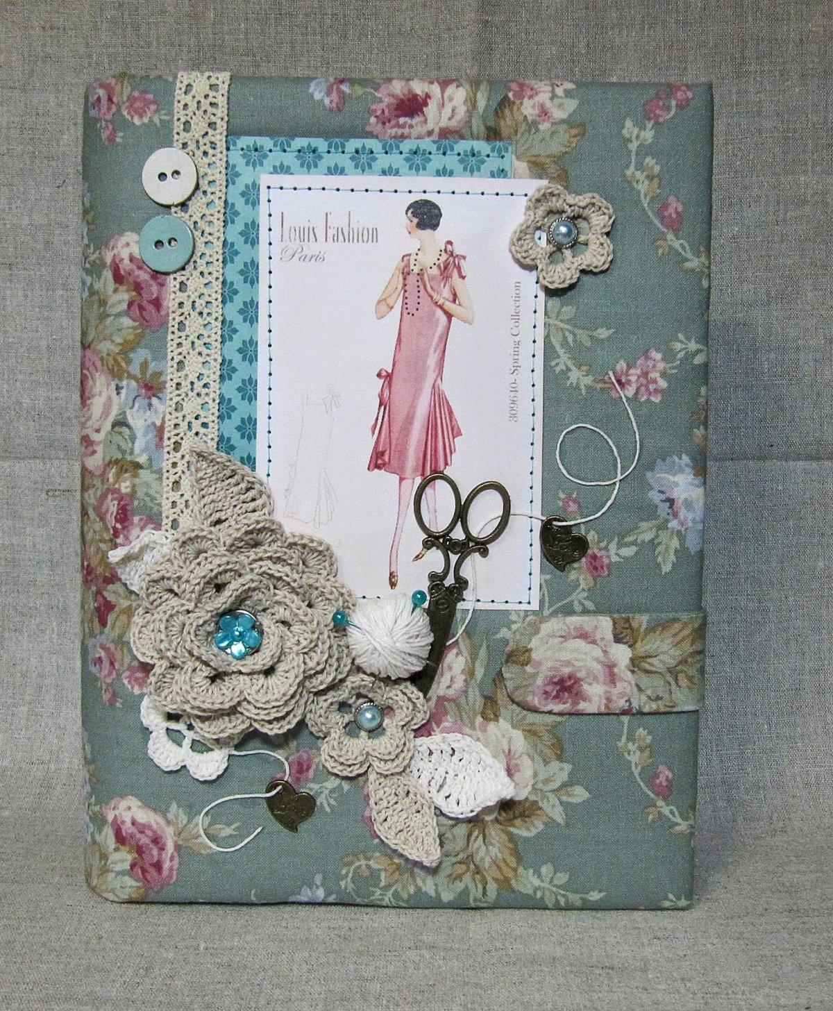 Скрапбукинг открытка для рукодельницы, картинки осташков