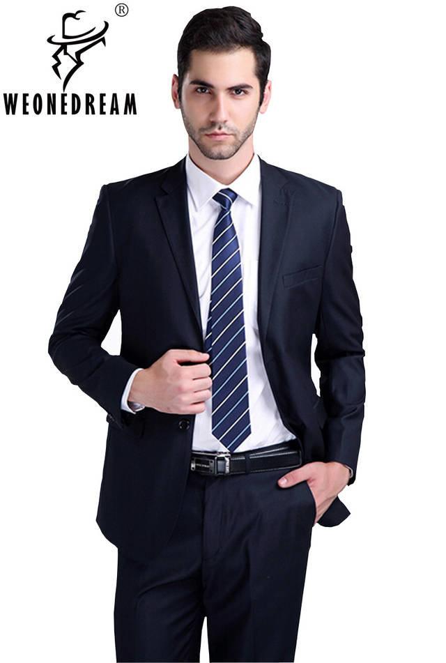 Куртка + брюки + галстук ) костюм мужской тонкий вечернее жениха ... (  Куртка 52f5ecf6bf3