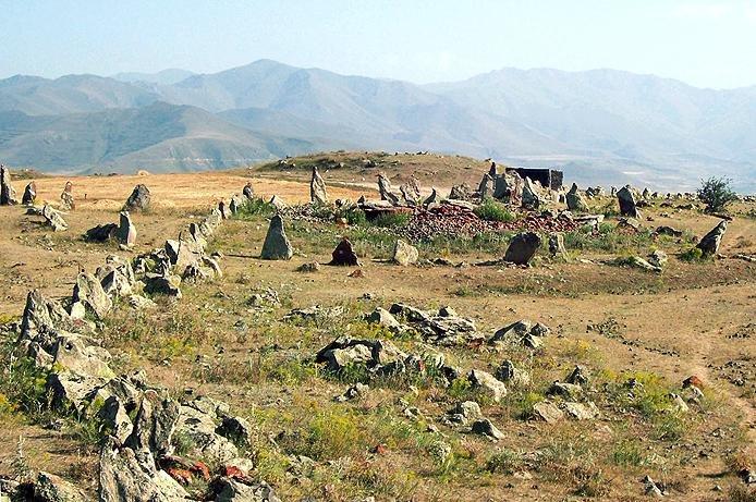 Мегалитический комплекс Зорац-Карер