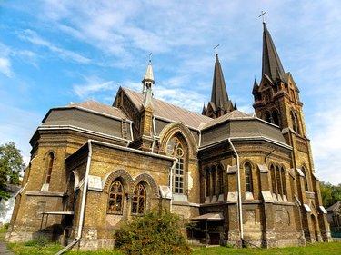 католическая церковь в днепродзержинске украина