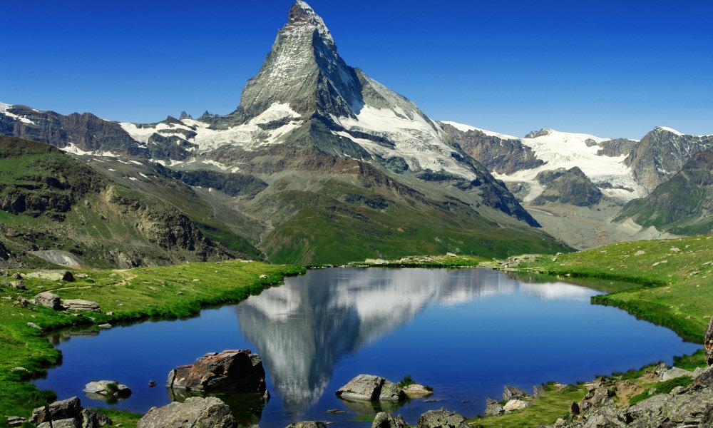 Картинки, картинки альпы горы