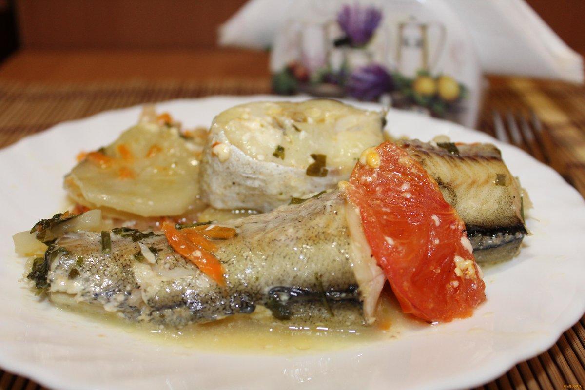 Рецепты рыбы запеченной в духовке с фото