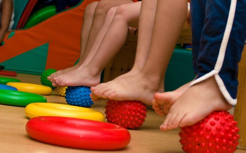 зарядка для ног при плоскостопии