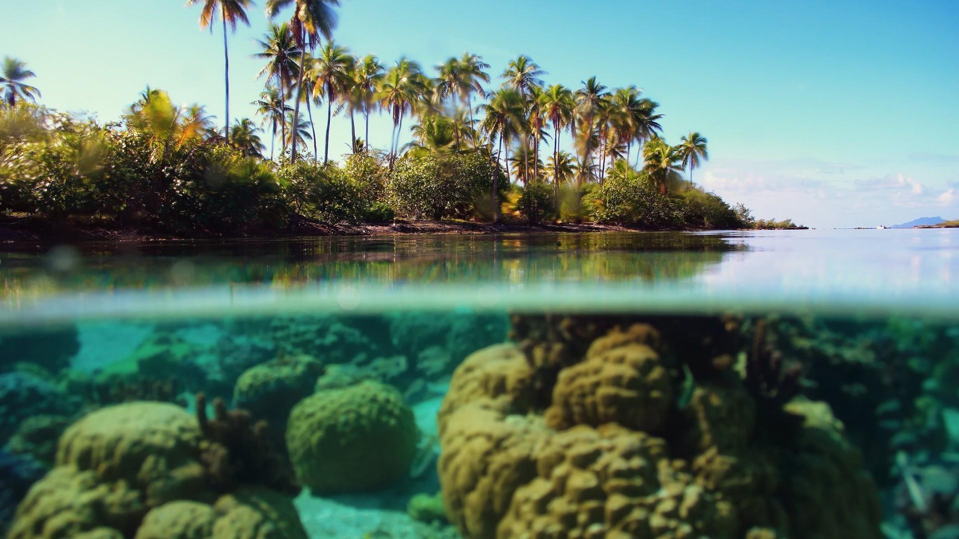 остров Бора-Бора, Французская Полинезия