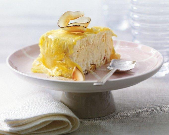 Торт «Пина Колада».