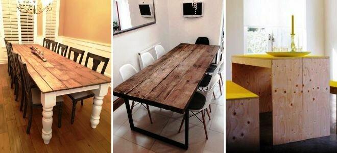 Многие любители пытаются сделать стол своими руками. Думаете это легко и просто? Конечно, да! Читайте по ссылке выше весь пошаговый план.