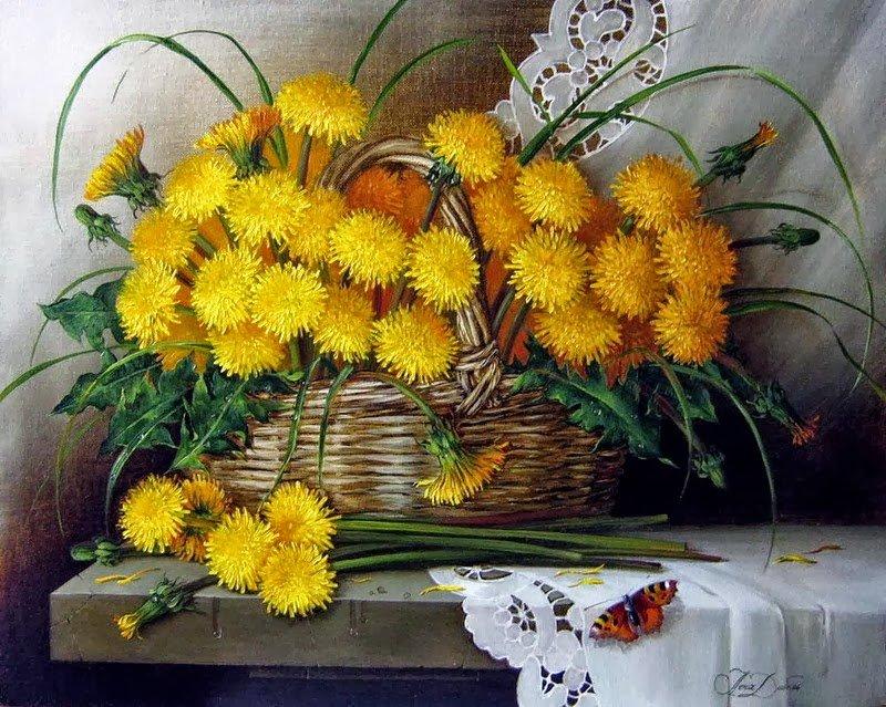 Картинки доброе утро с хризантемами