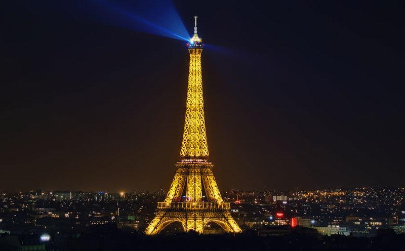 Мировые достопримечательности ночью (25 фото) » Невседома - жизнь ... 2298 Мировые достопримечательности ночью